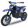 Mini Moto électrique 1000W  JACKAL - BLEU