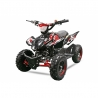 "Pocket quad Jumpy 6"" - Rouge"