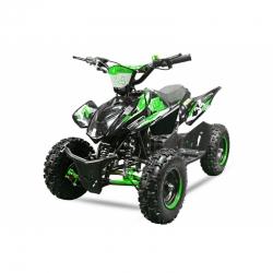 "Pocket quad Jumpy 6"" - Vert"