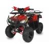 Quad Hummer RG 125cc -  FULL Rouge (Marche arrière)