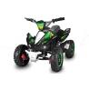 """Pocket quad Python 6"""" Eco Deluxe 800W - Vert"""