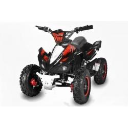 "Pocket quad Python 6"" Eco Deluxe 1000W - Rouge"