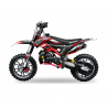 Pocket cross Gépard DELUXE 49cc - Rouge