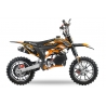 Pocket cross Gépard DELUXE 49cc - Orange
