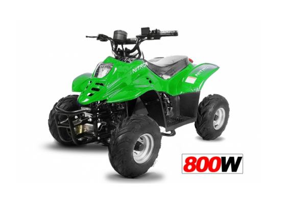 "Quad Big Foot Eco 6"" 800W - FULL - Vert"