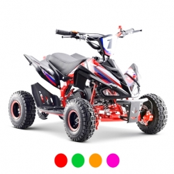 "Pocket Quad Enfant 49cc Apollo Viper 4"" 2020 - Rouge"
