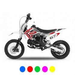 Dirt bike STORM 125cc - Rouge
