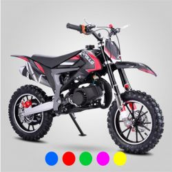 Pocket cross enfant apollo falcon 50cc 2020 - Vert