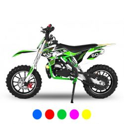 Pocket cross Gazelle Sport 49cc - Vert