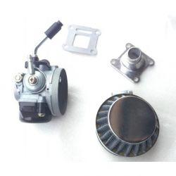 Kit carburateur 15mm Pocket bike