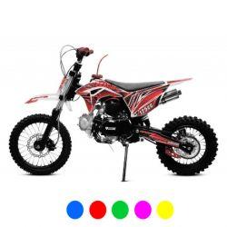 Dirt Bike 125 semi-auto 14/12