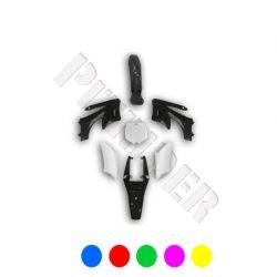 Carénage Pocket Cross AGB - Noir
