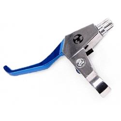 Levier de frein gauche Pocket bike - Bleu