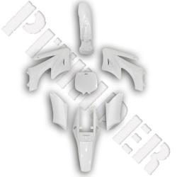 Carénage Pocket Cross AGB - Blanc