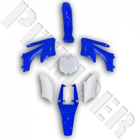 Carénage Pocket Cross AGB - Bleu