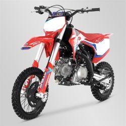 Minicross Apollo RXF Open 125cc Vert - 2019