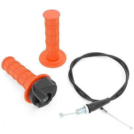 Kit accélérateur - Orange
