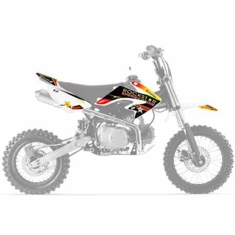 Kit deco CRF50 ONE Industrie - Rockstar