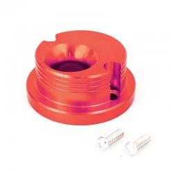 Adaptateur filtre à air Pocket bike - Rouge