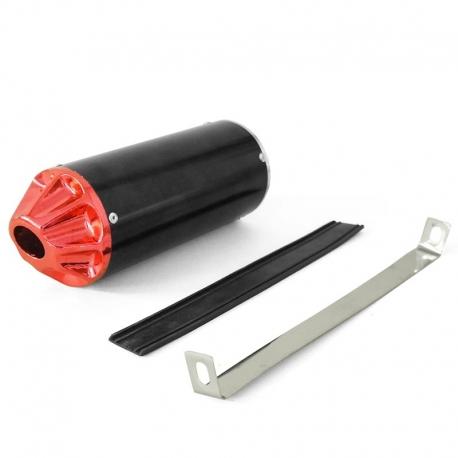 Cartouche CNC Black / Rouge