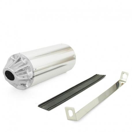 Cartouche CNC Silver / Chrome
