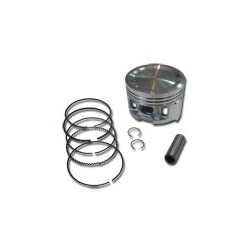 Piston / Segments YX 125cc - ø52.4 x ø13mm