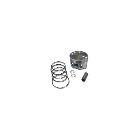 Piston / Segments YX 125cc - ø52.4 x ø13mm