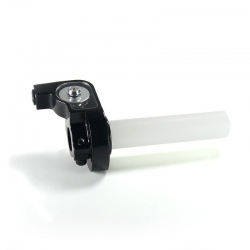 Tirage horloger Noir Alu