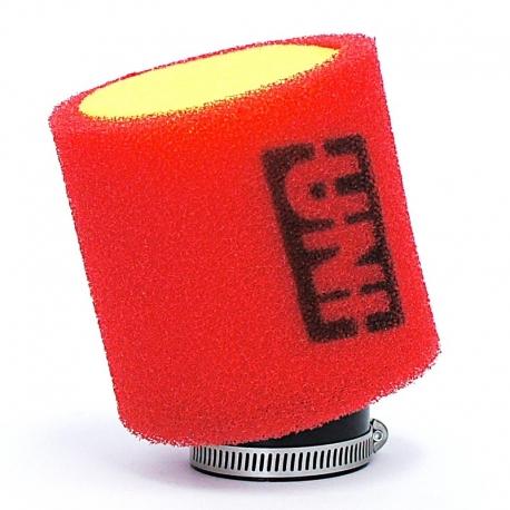 Filtre à air UNI Rouge / Jaune - ø37mm
