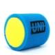 Filtre à air UNI Bleu / Jaune - ø37mm