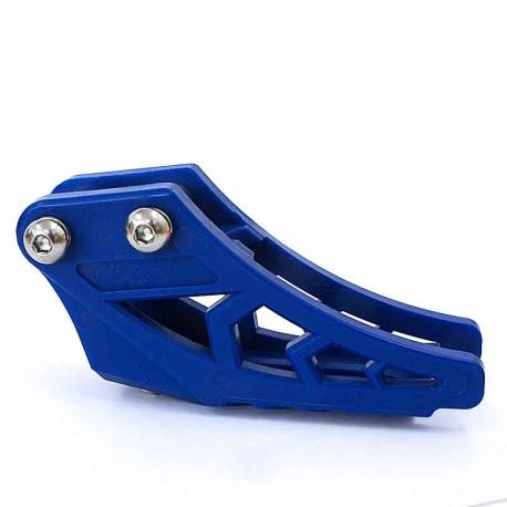 Guide chaine Nylon - Bleu