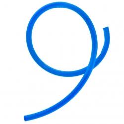 Durite d'essence translucide 30cm - Bleu
