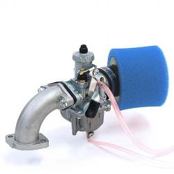 Pack carburateur Mikuni 26 - Bleu