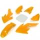 Kit plastique CRF50 - Orange
