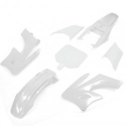 Kit plastique AGB - Blanc