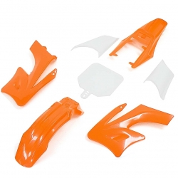 Kit plastique AGB - Orange