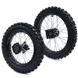 Paire de roue Dirt bike