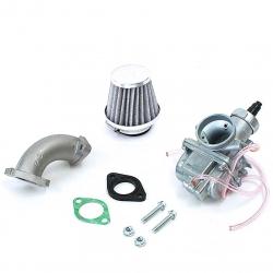 Pack carburateur MOLK 26 - filtre à air conique