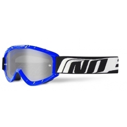 MASQUE CROSS MOTO NOEND 3.6 SERIES BLEU