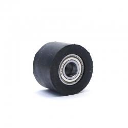 Roulette de chaine caoutchouc - ø10mm