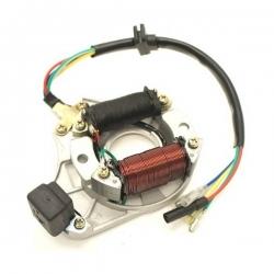 Allumage moteur demarreur éléctrique
