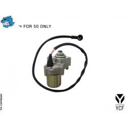 Demarreur electrique 50cc YCF