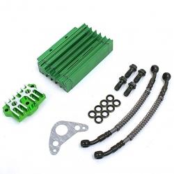 Kit Radiateur CNC Complet Vert