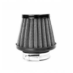 Filtre à air acier ø35mm - Noir