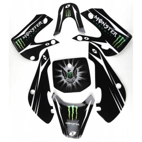Stickers KLX110 - Monster Energy