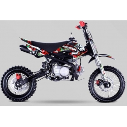 Kit deco CRF50 Freegun - Evil