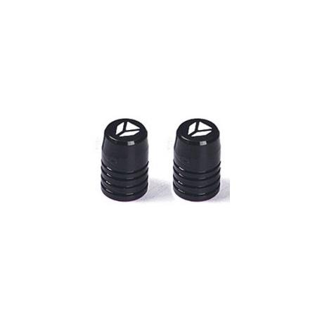 Bouchon de Valve CNC YCF - Noir