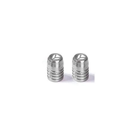 Bouchon de Valve CNC YCF - Silver