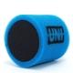 Filtre à air UNI Bleu / Noir - ø44mm