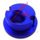 Adaptateur filtre à air Pocket bike - Bleu